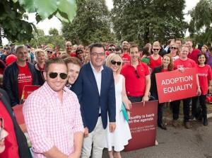 Daniel Andrews & Adoption Equality