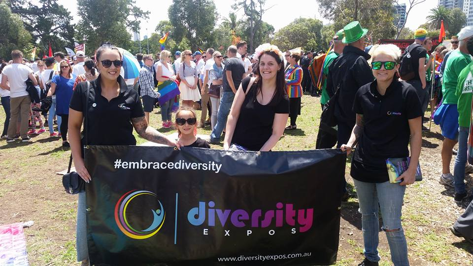 Midsumma Pride MArch