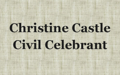 Christine Castle Civil Celebrant