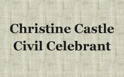 Christine Castle Civil Celebrant